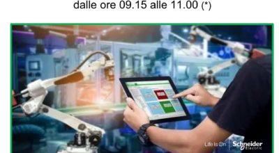 Innovation talk on line Schneider Electric